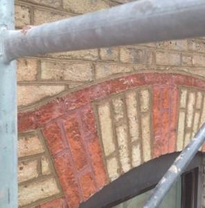 Brick Repair 06