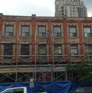 Brick Repair 07