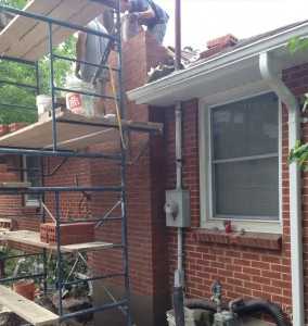 Chimney Repair  03