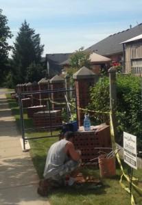 Brick Repair 11