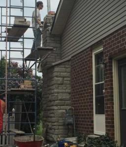 Chimney Repair  09